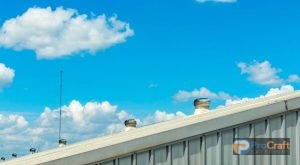 Commercial Aluminum Roofing