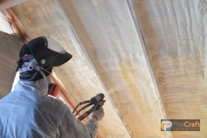 Foam Insulation Application