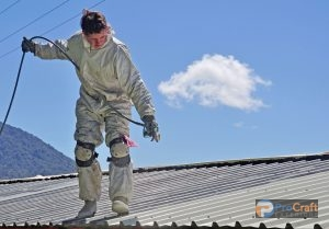 Commercial Roof Restoration Coating