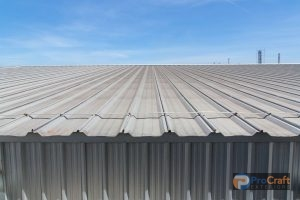 Standing Seam Commercial