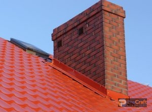 Metal Roof and Flashing