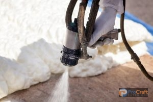 Foam Sprayer Installation