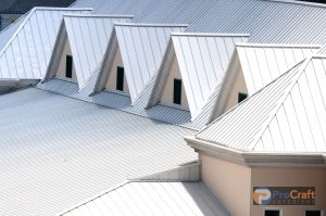 Roofing System Featuring Aluminum