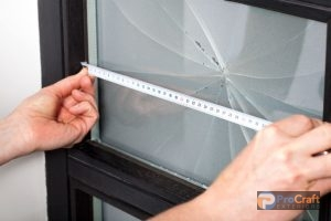 Measuring a Broken Window