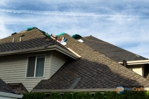 Replacing Shingle Roof