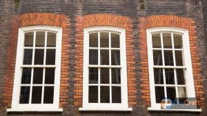 Brick Outlined Windows