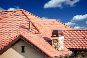 A Beautiful Stone Coated Steel Roof