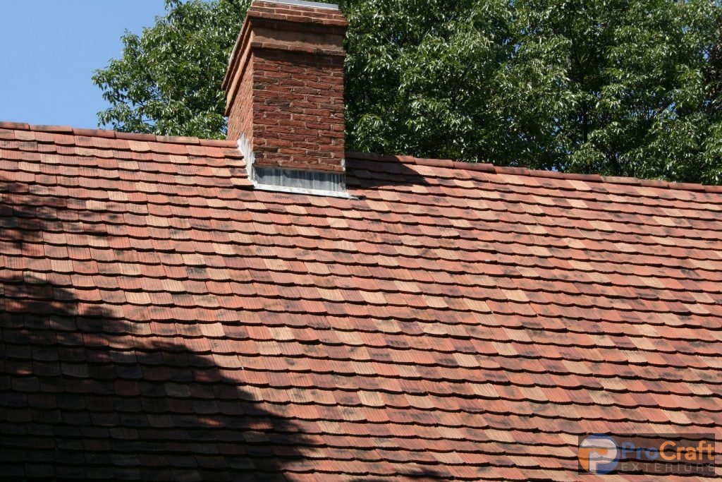 Synthetic Shake Shingles In Chesterfield And St Louis Mo